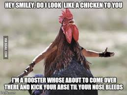 Come At Me Meme - come at me chicken meme generator imgflip