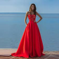 aliexpress com buy stylish red 2 piece prom dresses with
