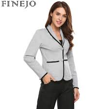 Trendy Women S Clothing Boutiques Online Online Get Cheap Fashionable Blazers Ladies Aliexpress Com
