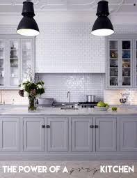Grey Kitchen Why You Should Go For A Grey Kitchen U2014 The Decorista
