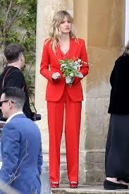 what to wear to a wedding british vogue