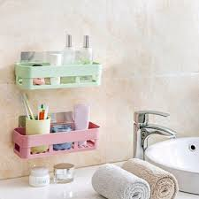 Hanging Bathroom Shelves by Compare Prices On Plastic Bathroom Shelves Online Shopping Buy