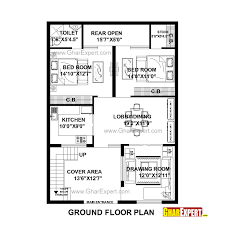 sq ft to sq m house plan for 31 feet by 43 feet plot plot size 148 square yards