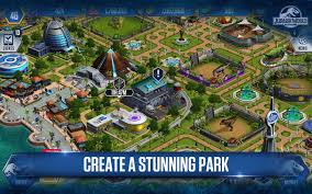 jurassic world the game android apps on google play