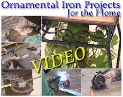 ornamental iron and metalworking