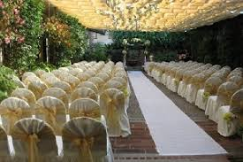 wedding venues southern california southern california wedding venue a pretty patio in pasadena