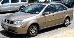 2004 suzuki forenza information and photos zombiedrive