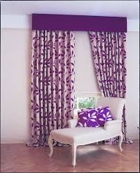 Purple Design Curtains Curtains With Pelmets Sets Valance Pleated Curtains Drapes Uk