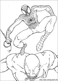 free spiderman coloring pages print 993961
