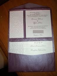 Pocketfold Invitations Completely Diy Pocketfold Invites Weddingbee Photo Gallery