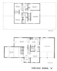 minto homes floor plans mid century modern and 1970s era ottawa favourite plans west end