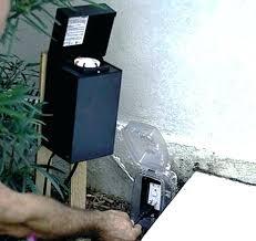 Transformer For Landscape Lighting Outdoor Landscape Transformer Low Voltage Transformer Outdoor