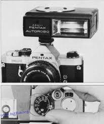 Separate Tables Film Pentax Mx Instruction Manual User Manual