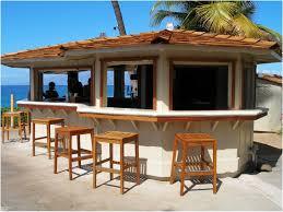 Backyard Tiki Bar Ideas Backyards Wondrous Backyard Bar Plans Backyard Design Backyard