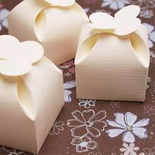 favor boxes flower petal favor box pack of 10 favor boxes favor boxes