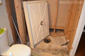 Installing Tile Shower Pan Shower Shower Awful Installing Tile Pan Images Inspirations