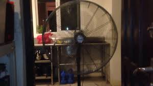 30 Oscillating Pedestal Fan 30