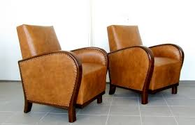 Art Deco Armchairs Art Deco Armchairs And Club Chairs