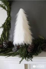 fur christmas best 25 fur tree ideas on white christmas decorations