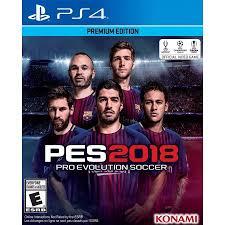 pro evo soccer 2018 for playstation 4 walmart com