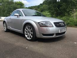 used 2002 audi tt mk1 99 06 quattro 225bhp for sale in