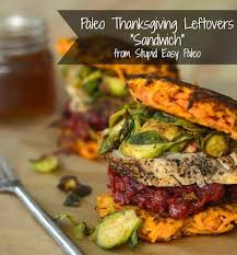 paleo thanksgiving leftovers sandwich stupid easy paleo