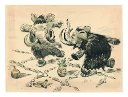 the mouse u0027s tale u0027 see art from lost u0027dumbo u0027 scene