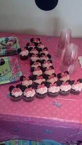 minnie mouse 1st birthday smash cake u0026 cupcakes my cupcakes