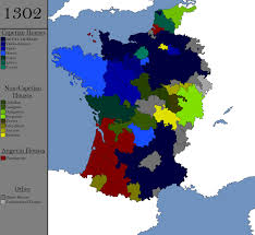 The Domain Map Rise Of The French Royal Domain Youtube