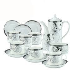 white coffee mugs bone china 15 porcelain coffee set