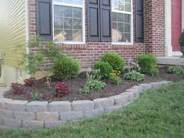 landscaping youtube flagstone border borders and concrete garden