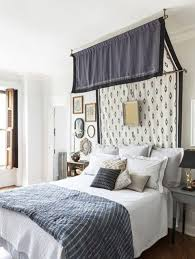 How To Make A Headboard With Fabric by 10 Diy Canopy Beds Bedroom And Canopy Decorating Ideas
