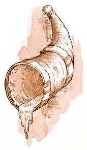anointing horn 1 samuel 16 13 illustration horn of s press