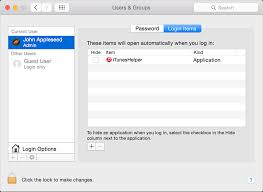automatically re open windows apps and documents on your mac
