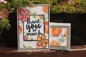 Paperpanda Stampin U0027 Sarah A Fresh Fruit Teacher Thank You From Stampin U0027 Up