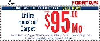Free Carpet Installation Estimate by The Best Carpet Specials From The Carpet Guys
