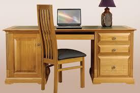 Computer Desk Hard Wood Ash Hardwood Timber Desk Ashton Range Lifestyle Furniture
