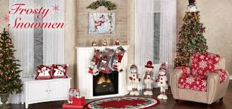 holiday decorating style frosty snowmen touch of class