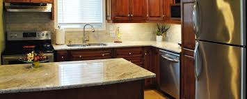 granite countertop color schemes for kitchens with white