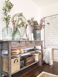 best 25 shabby chic console table ideas on pinterest pallet
