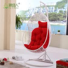 hanging pod chair indoor ikea ekorre antique brown egg shape for