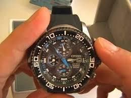 bj2128 05e citizen promaster eco drive aqualand chronograph bj2110 01e