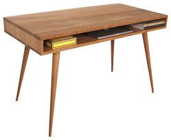 Small Mid Century Desk Mid Century Desk Home Design Hay Us