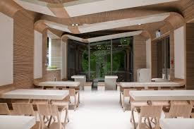 it me eco fast restaurant by joanna pszczółka u0026 łukasz brandys