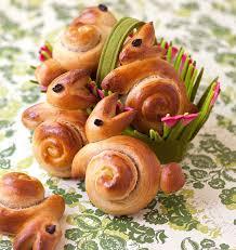 cuisiner du lapin facile brioches lapins de pâques é en photo pas à pas les