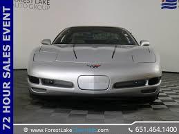 corvette specialties mn used chevrolet corvette 15 000 in minnesota for sale