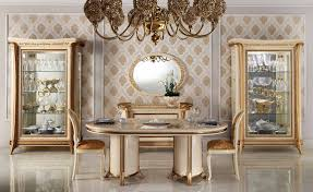 luxury round dining room table sets dining table design ideas