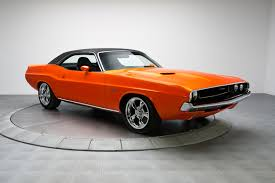 dodge challenger 1970 orange photos cars