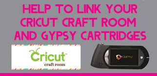 Cricut Craft Room - my cricut craft room help to link your gypsy and cricut craft