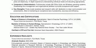 graduate student resume sample cv template graduate resume